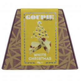 Goupie White Christmas Mini Chocolates - 75g