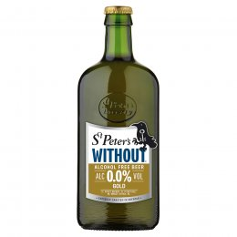 St Peter's Without Alcohol Free Beer - Gold - 500ml