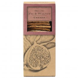 Authentic Bread Co. Fig & Walnut Crackers - 120g