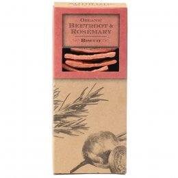 Authentic Bread Co. Beetroot & Rosemary Biscuits - 100g