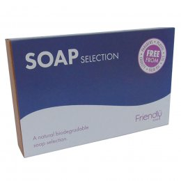 Friendly Soap Bar Selection Gift Set