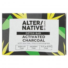 Alternative by Suma Detox Soap Bar - 95g