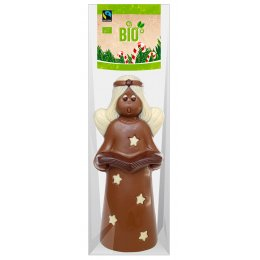 Riegelein Organic Chocolate Angel - 125g