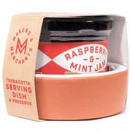 Makers & Merchants Raspberry & Mint Jam Gift Set