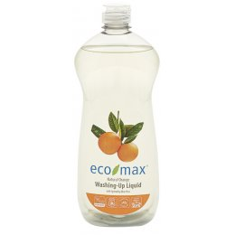 Eco-Max Washing-Up Liquid - Natural Orange - 740ml