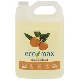 Eco-Max Washing-Up Liquid - Natural Orange - 4L