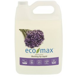 Eco-Max Washing-Up Liquid - Lavender - 4L