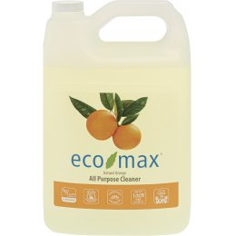 Eco-Max All Purpose Cleaner - Natural Orange - 4L