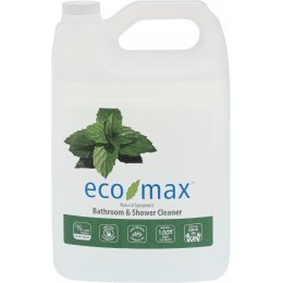 Eco-Max Bathroom Cleaner - Spearmint  - 4L