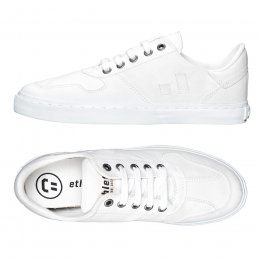 Ethletic Fairtrade Root Sneaker - Just White