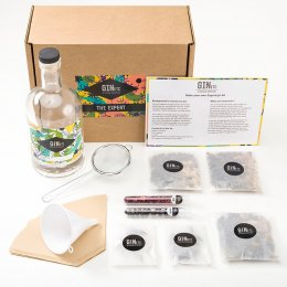 Make Your Own Gin Kit - The Expert