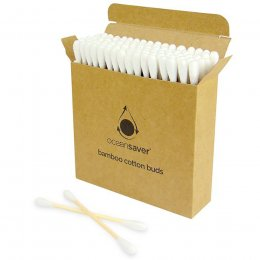 OceanSaver Bamboo Cotton Buds - Pack of 600