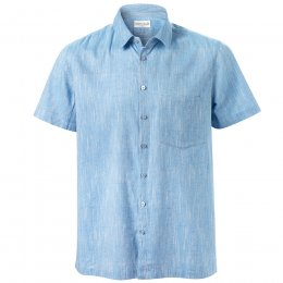 Nomads Sky Textured Short Sleeve Shirt