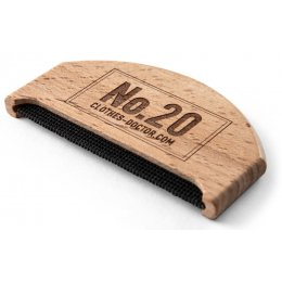 Clothes Doctor No.20 Beechwood Cashmere & Wool Comb