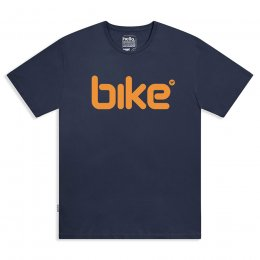 Mens Bike T-Shirt - Navy