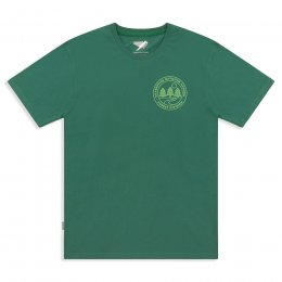 Mens Forest Division T-Shirt - Hunter Green
