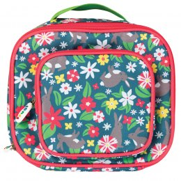 Frugi Pack A Snack Lunch Bag - Rabbit Fields