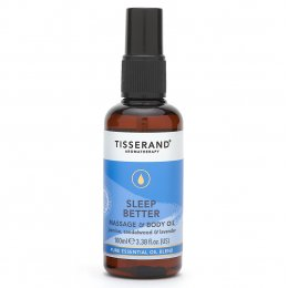 Tisserand Sleep Better Massage & Body Oil - 100ml