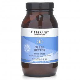 Tisserand Sleep Better Bath Salts - 350g