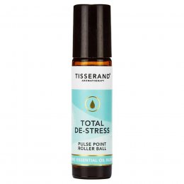 Tisserand Total De-Stress Pulse Point Roller Ball - 10ml