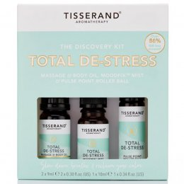 Tisserand Total De-Stress The Discovery Kit