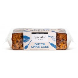 Specialite Locale Vegan Dutch Apple Loaf Cake - 450g