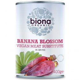 Biona Organic Banana Blossom in Salted Water - 400g
