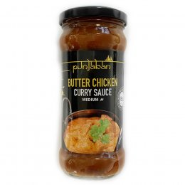 Punjaban Vegan Butter Chicken Curry Sauce - 350g