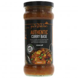 Punjaban Vegan Authentic Curry Base - Medium - 350g