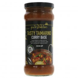 Punjaban Vegan Tasty Tamarind Curry Base - 350g