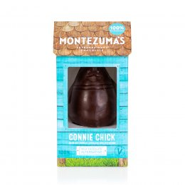 Montezumas Like No Udder Connie Chick with Buttons  - 100g
