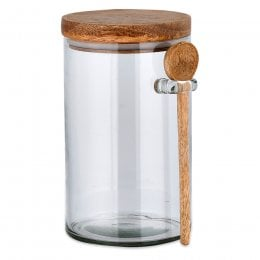 Kossi Clear Storage Jar - Large