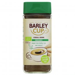 Barleycup Natural Organic Cereal Drink - 100g