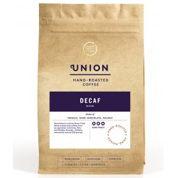 Union Coffee Decaf Blend Ground Coffee - 200g