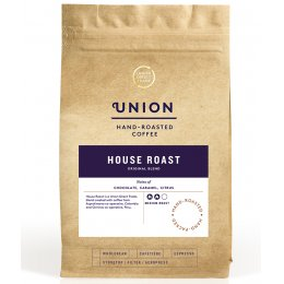 Union Coffee House Blend Spirit Of Union Ground Coffee - 200g
