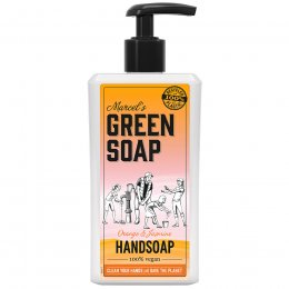 Marcels Green Soap Orange & Jasmine Handsoap - 250ml