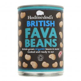 Hodemdods Organic Whole Fava Beans in Water - 400g