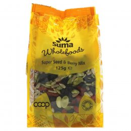Suma Super Seed and Berry Mix - 125g