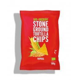 Trafo Paprika Stone Ground Tortilla Chips - 100g