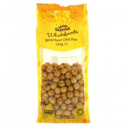 Suma Spiced Roast Chickpeas - 125g