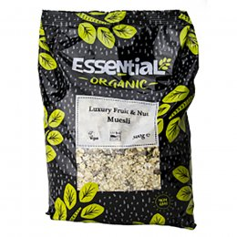 Essential Trading Organic Luxury Fruit & Nut Muesli - 500g