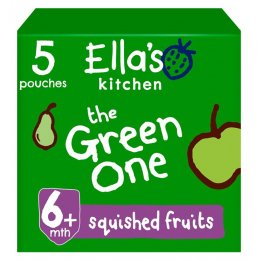 Ellas Kitchen The Green One Multipack - 5 x 90g