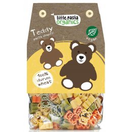 Little Pasta Organics Teddy Bear Pasta - 250g