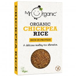 Mr Organic Chickpea Rice -250g
