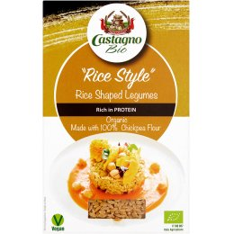 Castagno Rice Style Chickpeas - 250g