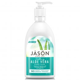 Jason Aloe Vera Liquid Hand Soap - 473ml