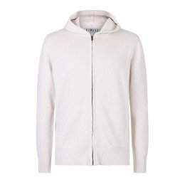 Komodo Nyo Zip Through Jacket - Marl Grey