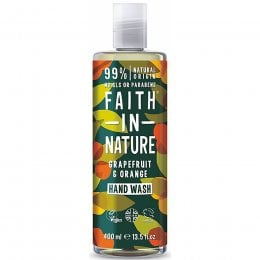 Faith in Nature Grapefruit & Orange Hand Wash - 400ml