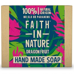 Faith in Nature Soap - Dragonfruit - 100g