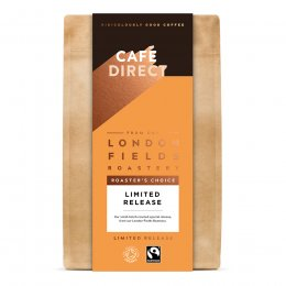 Cafedirect London Fields Roasters Choice Organic Roast & Ground Coffee - 200g
